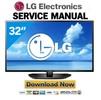 Thumbnail LG-32LN5403 Service Manual and Repair Guide