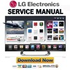 Thumbnail LG-47LM7600-TA Service Manual and Repair Guide