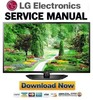 Thumbnail LG-32LN5400-SA Service Manual and Repair Guide