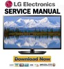 Thumbnail LG-32LS3450-UA Service Manual and Repair Guide