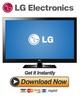 Thumbnail LG-42CS570 Service Manual and Repair Guide