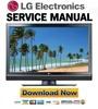 Thumbnail LG 42LB5D-UL Service Manual and Repair Guide