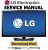 Thumbnail LG 55LM4600-UC Service Manual and Repair Guide