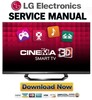 Thumbnail LG-55LM6400-SA Service Manual and Repair Guide