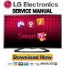 Thumbnail LG 55LN5710 Service Manual and Repair Guide