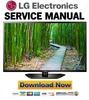 Thumbnail LG 42LN5300 Service Manual and Repair Guide
