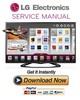 Thumbnail LG 50LA6900-UE Service Manual and Repair Guide