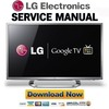 Thumbnail LG 55G2-UG Service Manual and Repair Guide