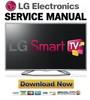 Thumbnail LG 60LN6150 Service Manual and Repair Guide