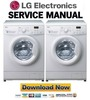 Thumbnail LG-F1068LDP Service Manual and Repair Guide