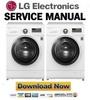 Thumbnail LG F1273ND Service Manual and Repair Guide