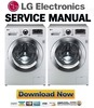 Thumbnail LG F14A8RD Service Manual and Repair Guide