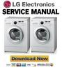 Thumbnail LG F1419TD Service Manual and Repair Guide