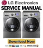 Thumbnail LG F1443KDS7 Service Manual and Repair Guide