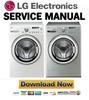 Thumbnail LG F1261RD + WD-12596RW 12596RD Service Manual
