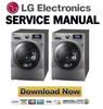 Thumbnail LG WD14070SD6 Service Manual and Repair Guide