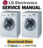 Thumbnail LG WD1457RD Service Manual and Repair Guide