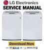 Thumbnail LG WT1101CW Service Manual and Repair Guide