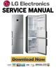 Thumbnail LG GB7143AVRW Service Manual and Repair Guide