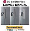 Thumbnail LG GR L207FLQ Service Manual and Repair Guide
