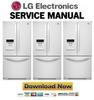 Thumbnail LG LFD23860SW Service Manual and Repair Guide