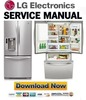 Thumbnail LG LFX23965ST Service Manual and Repair Guide