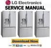 Thumbnail LG LFX33975ST Service Manual and Repair Guide