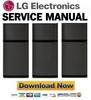 Thumbnail LG LTN19315SB Service Manual and Repair Guide