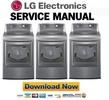 Thumbnail LG DLEX5170V Service Manual and Repair Guide
