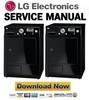 Thumbnail LG RC8001B Service Manual and Repair Guide
