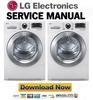 Thumbnail LG RC8055AH2Z Service Manual and Repair Guide