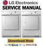 Thumbnail LG TD-V75125E Service Manual and Repair Guide