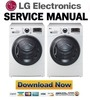 Thumbnail LG RC9055AP3Z Service Manual and Repair Guide