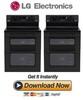Thumbnail LG LDE3035SB Service Manual & Repair Guide