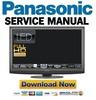 Thumbnail Panasonic TX-L32D25E L32D25 Service Manual and Repair Guide