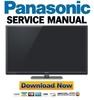 Thumbnail Panasonic TX-P50ST50E Service Manual and Repair Guide