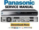 Thumbnail Panasonic DMR-BS750 BS750EB Service Manual and Repair Guide