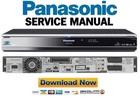 Thumbnail Panasonic DMR-BS750 BS750EG Service Manual and Repair Guide