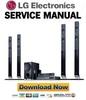 Thumbnail LG HB966TZW Service Manual & Repair Guide