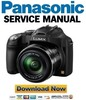Thumbnail Panasonic Lumix DMC FZ70 FZ72 Service Manual and Repair Guide