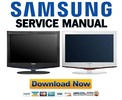 Thumbnail Samsung LN-S4051D S4052D Service Manual and Repair Guide