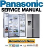 Thumbnail Panasonic NR BG53VW2 Service Manual and Repair Guide