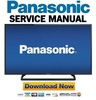 Thumbnail Panasonic TC 32A400U 32A410C Service Manual + Repair Guide