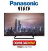 Thumbnail Panasonic TC 60AS530U 60AS540C 60AS530UE Service Manual + Repair Guide