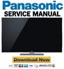 Thumbnail Panasonic TC-P60GT50 Service Manual & Repair Guide