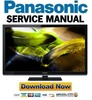 Thumbnail Panasonic TC-P60ST50 Service Manual and Repair Guide