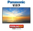 Thumbnail Panasonic Viera TC-58AX800U Service Manual and Repair Guide