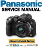 Thumbnail Panasonic Lumix DMC-G5 G5K G5W G5X Service Manual