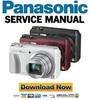 Thumbnail Panasonic Lumix DMC TZ55 TZ56  Service Manual and Repair Guide