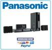 Thumbnail Panasonic SC-PT470 PT470EB PT470EF PT470EG Service Manual and Repair Guide